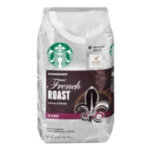 Starbucks French Roast Dark Whole Bean Coffee - 40 oz
