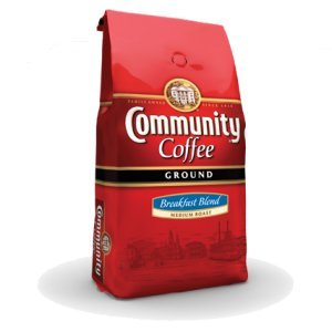 Community Coffee Medium Roast Breakfast Blend 2.5 LB